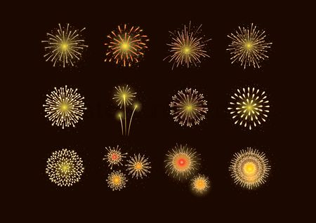 Noisy : Collection of firework displays