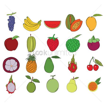 Bananas : Collection of fruit