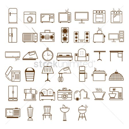 Cleaner : Collection of home appliances