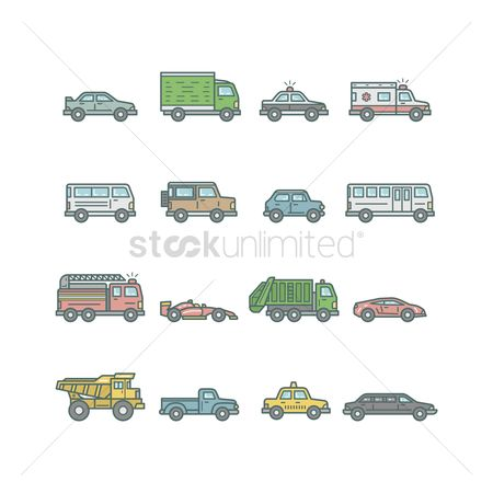 Sports : Collection of land vehicles