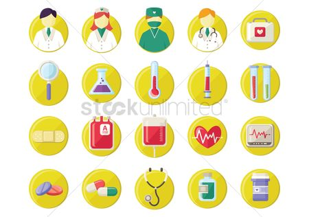 Surgeons : Collection of medicals