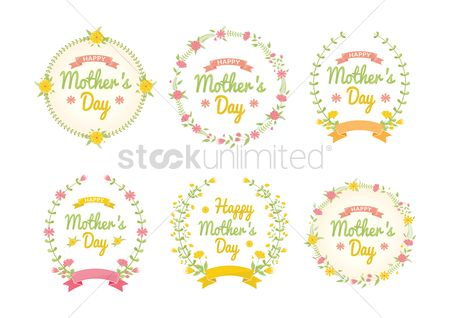 Mothers day : Collection of mothers day floral designs