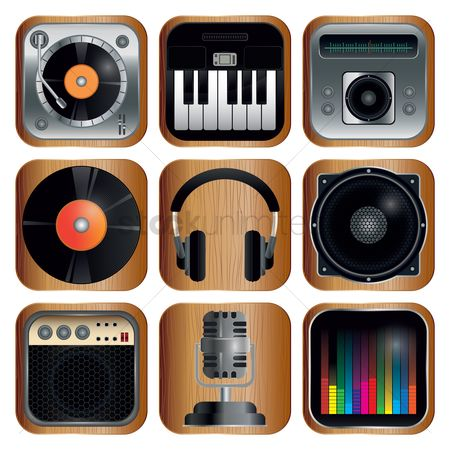 Musicals : Collection of musical items