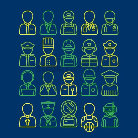 Surgeon : Collection of people and occupation