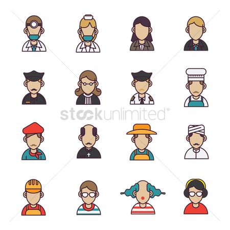 Workers : Collection of people and occupations