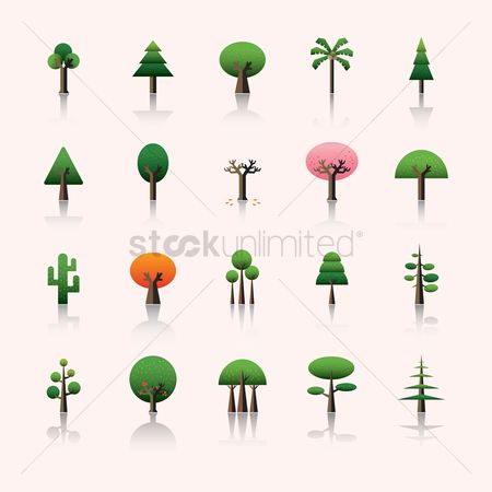 Cactus : Collection of trees