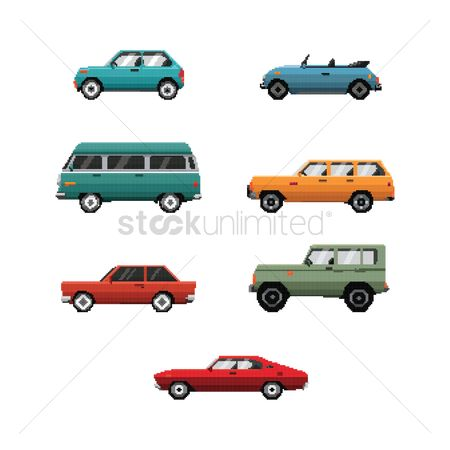 Journeys : Collection of vehicles