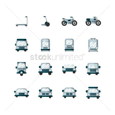 Recreation : Collection of vehicles