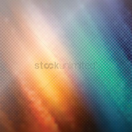 Gradient : Colourful background