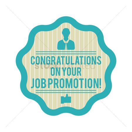 Congratulations for promotion in job - photo#47