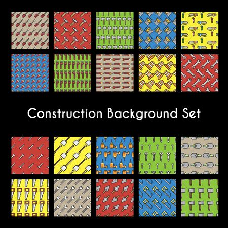 Machineries : Construction backgrounds
