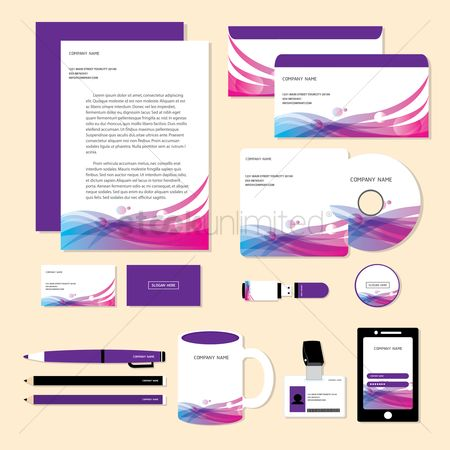 Document : Corporate identity designs