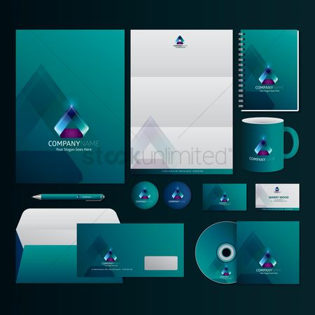 Insignia : Corporate identity elements