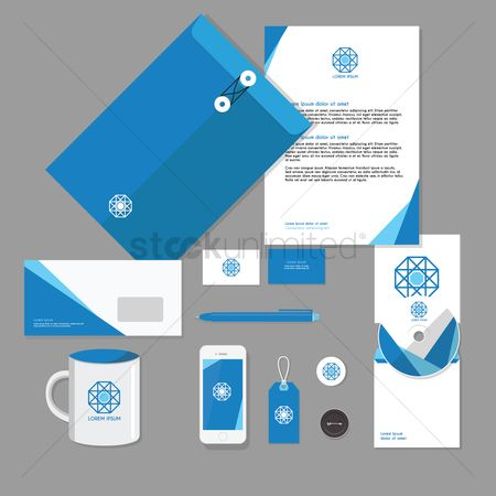 Cups : Corporate identity elements