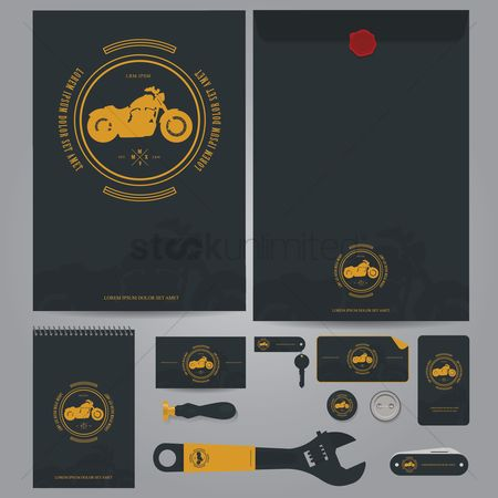 Wrenches : Corporate identity