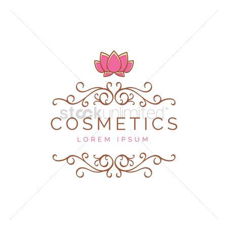 Free Beauty Logo Stock Vectors Stockunlimited