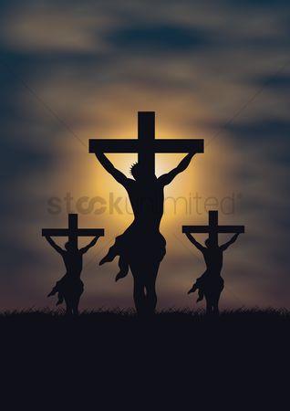 Traditions : Crucifixion