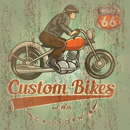 Transport : Custom bikes