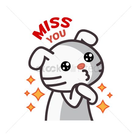 Free Missing You Stock Vectors Stockunlimited