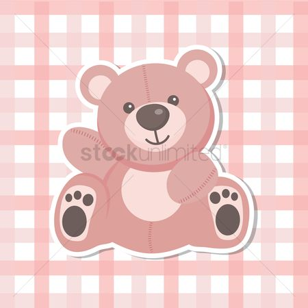 Teddybear : Cute teddy bear
