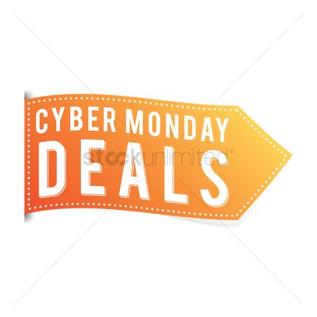 Terms : Cyber monday deals banner