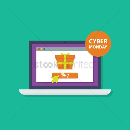Terms : Cyber monday icon