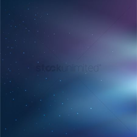 Clean : Dark blue background