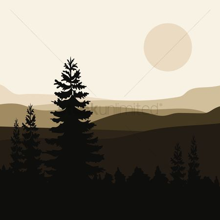 Wallpaper : Desert landscape