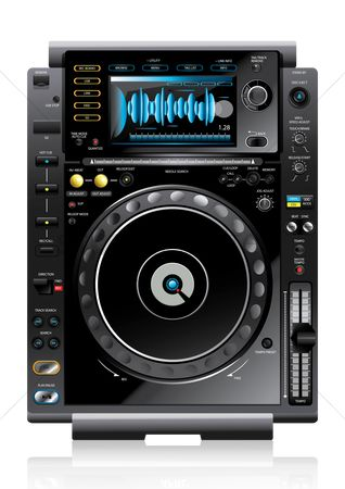 Audio : Digital turntable