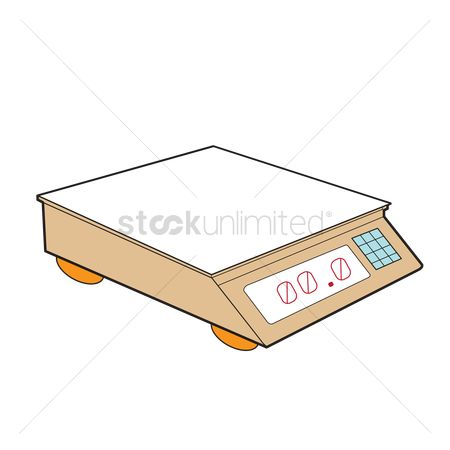 Weighing scale : Digital weighing scale