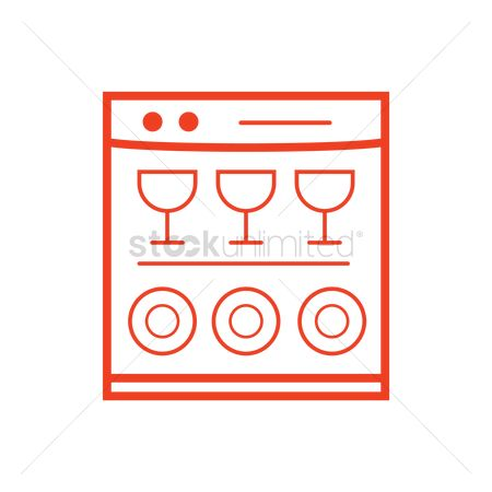 Dishes : Dishwasher