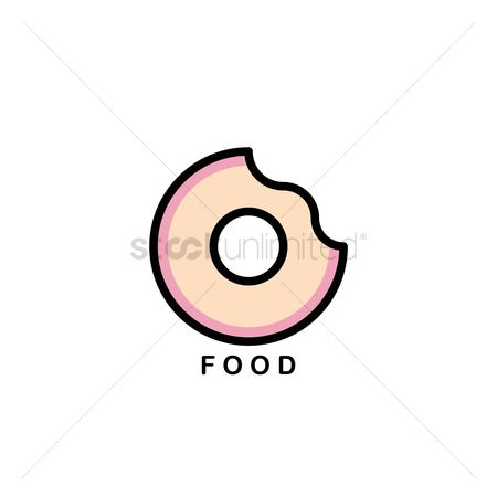 Unhealthy eating : Donut
