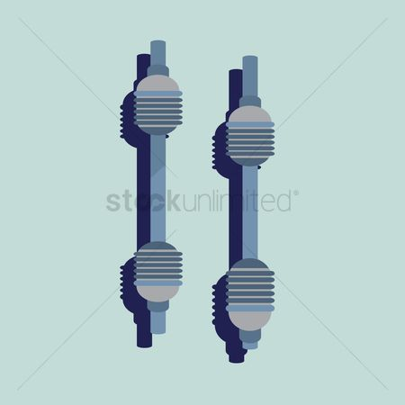 Connector : Drive shaft