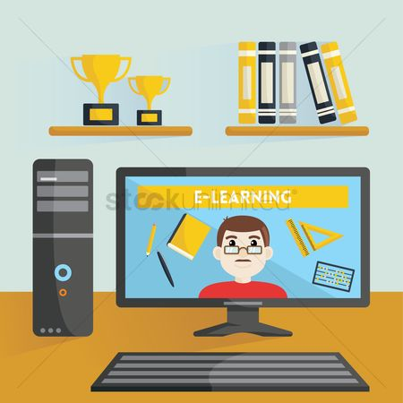 Cpu : E-learning at home