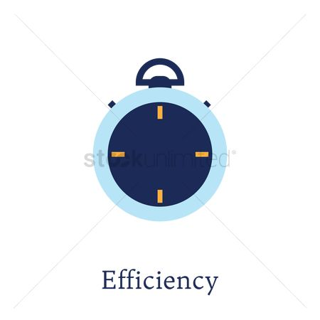 Minute : Efficiency concept