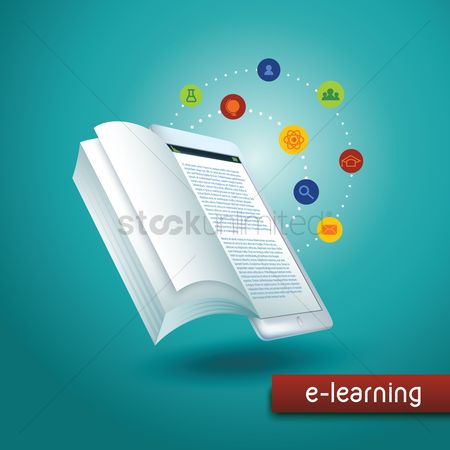 Notebooks : Elearning concept