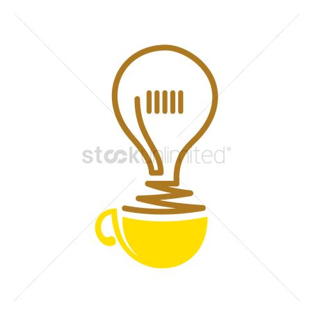 Filament : Electric bulb in cup
