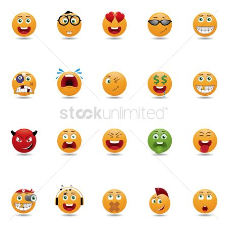 Huge : Emoticons collection