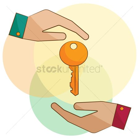 Sold : Exchanging key