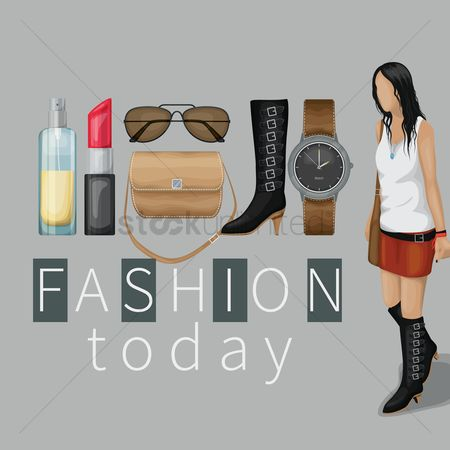 Cosmetic : Fashion today design