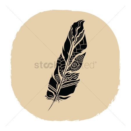 Feather : Feather tattoo
