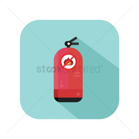 Chemicals : Fire extinguisher