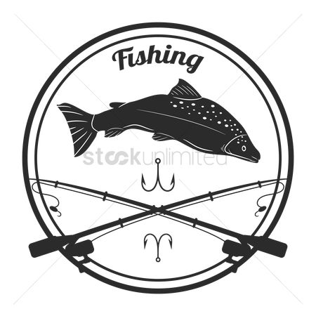 Reels : Fishing label