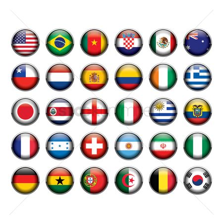 Patriotic : Flag of different countries