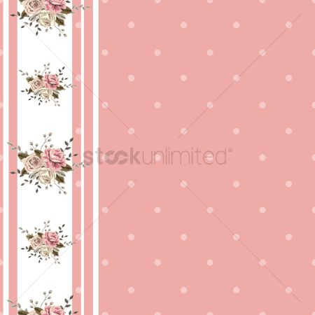 Wallpaper : Floral background