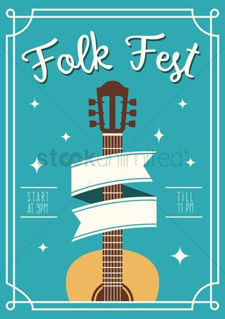 Musicals : Folk music fest