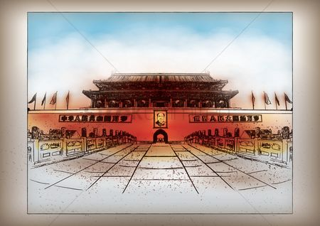 Tourist attractions : Forbidden city
