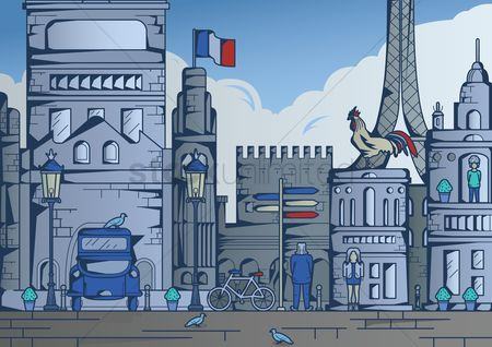 Monuments : France wallpaper