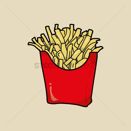French : French fries