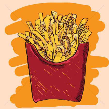 Binge : French fries